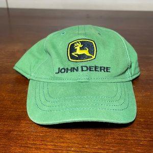 Little Kid John Deere cap